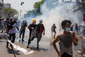 Thêm ít nhất 6 người biểu tình Myanmar thiệt mạng ngày 3/3