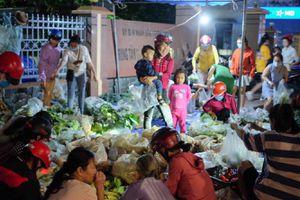 Huyện đoàn Cam Lâm hỗ trợ nông dân tỉnh Hải Dương tiêu thụ nông sản