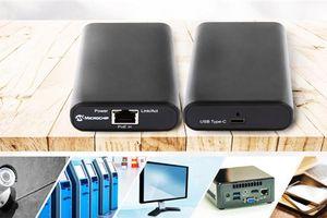 Microchip ra mắt Bộ chuyển đổi PoE sang USB Type-C đầu tiên chuẩn IEEE  802.3bt