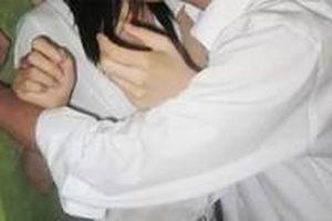 'Yêu nhầm' trẻ em, nam thanh niên bị bắt khẩn cấp