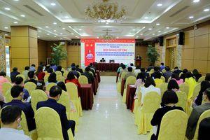Hội nghị lấy ý kiến cử tri đối với người được giới thiệu ứng cử ĐBQH và Đại biểu HĐND tỉnh