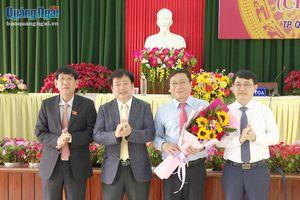 Thành phố Quảng Ngãi: Kiện toàn chức danh Chủ tịch HĐND