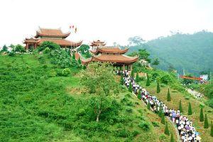 Khu di tích Lịch sử - Sinh thái ATK Định Hóa: Đón tiếp trên 7.700 lượt du khách