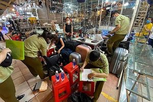 Hoa Kỳ nói chợ Bến Thành, Shopee bán hàng giả: Tổng cục QLTT chính thức phản hồi