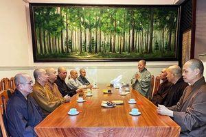 Phật giáo quận 12 họp triển khai đại hội