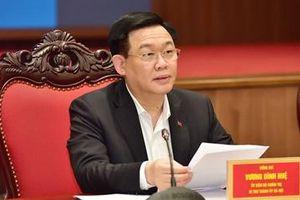 Hà Nội thống nhất chủ trương quy hoạch phân khu 4 quận nội đô