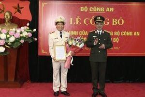 Điều động Thiếu tướng Lê Văn Tuyến nhận công tác tại Cơ quan Ủy ban Kiểm tra Đảng ủy Công an Trung ương