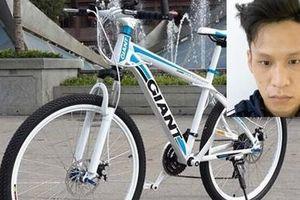 Đối tượng sống lang thang chuyên trộm xe đạp ngoại tại chung cư