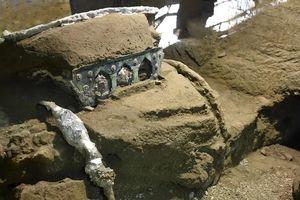 Cỗ xe 'đón dâu' 2.000 tuổi được bảo quản tốt tới kinh ngạc