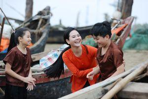 Sao Mai Lương Nguyệt Anh tiết lộ con trai nuôi