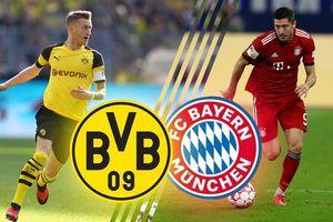 Bayern Munich - Borussia Dortmund: Những con số đáng chú ý quanh Der Klassiker