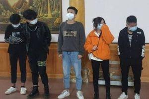 Nhận 3 triệu đồng để chở 5 người Trung Quốc nhập cảnh trái phép