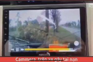 Lời khai ban đầu của tài xế 'xe điên' tông nhiều ô tô, xe máy khiến 3 người thương vong