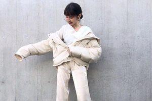 Cách mặc đồ đẹp giống hot girl Nhật Bản cao 1,60 m