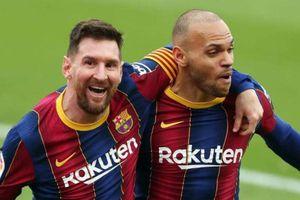 Barca ngược dòng vào chung kết Copa del Rey