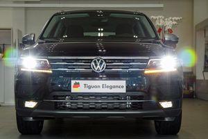 Volkswagen tặng gói phụ kiện 100 triệu cho khách mua Tiguan Elegance