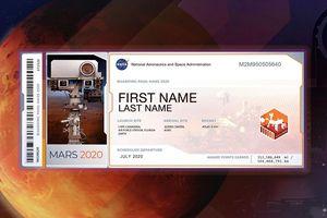 Chương trình 'gửi tên lên Sao Hỏa' của NASA đã trở lại