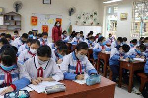 Hải Dương: Học sinh lớp 12 thuộc 8 huyện, thành phố trở lại trường từ ngày 8/3