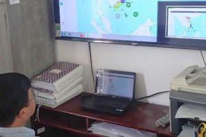 Ninh Thuận xử lý nghiêm tàu cá vi phạm khai thác trên biển