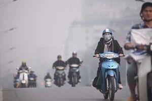 Chất lượng không khí tại Hà Nội chưa tác động nhiều đến sức khỏe