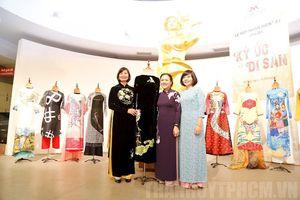 Chuỗi hoạt động tôn vinh áo dài Việt Nam