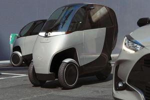 Xe điện Nimbus Halo 3 bánh an toàn, tiện lợi hơn 150 triệu đồng