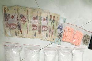 Cà Mau: Bắt đối tượng tàng trữ số lượng lớn ma túy