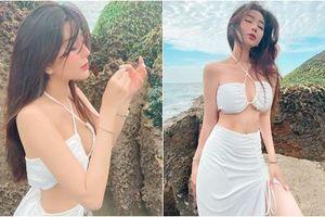 Hotgirl Sài thành khoe dáng 'chuẩn từng centimet', nhan sắc ngày càng thăng hạng