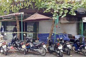 Vụ cháy quán cà phê Hoa Ban Trắng, 1 phụ nữ tử vong: Chủ tịch phường lên tiếng