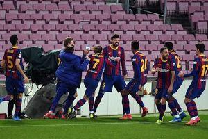 Ngược dòng kịch tính, Barcelona vào chung kết Cúp nhà Vua