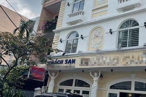 2 người đàn ông tử vong trong khách sạn