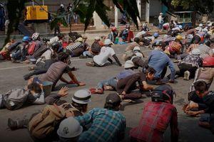 Máu lại đổ ở Myanmar