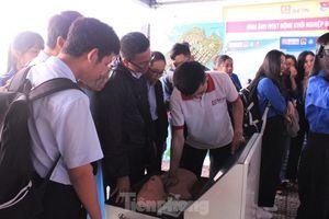 ĐH Đà Nẵng lần đầu tổ chức cuộc thi khởi nghiệp công nghệ