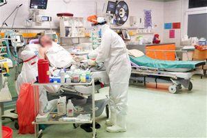 Số ca nhiễm SARS-CoV-2 tăng trở lại ở châu Âu