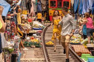 3 tuyến đường ray nguy hiểm trên thế giới trở thành địa điểm du lịch nổi tiếng