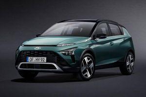 Hyundai ra mắt SUV hoàn toàn mới, giá khoảng 550 triệu đồng