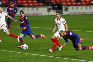 Ngược dòng ngoạn mục, Barca vào chung kết Cúp Nhà Vua