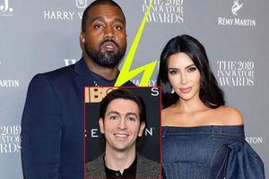 Kim Kardashian được trai đẹp Hollywood kém 8 tuổi công khai tán tỉnh khi vừa đệ đơn ly hôn