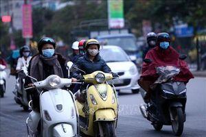 Chất lượng không khí Hà Nội chưa tác động nhiều tới sức khỏe