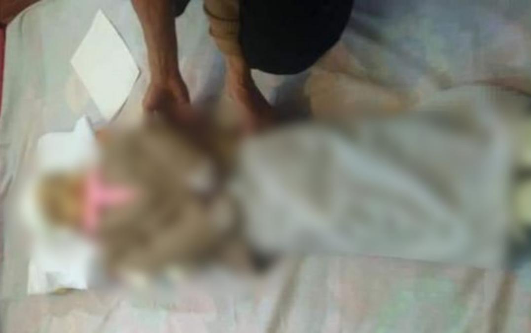 Nam Định: Cháu bé 4 tuổi ngã từ tầng 2 xuống đất tử vong thương tâm
