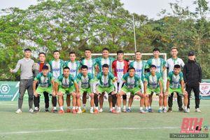 FC Lucky Thanh Hà đại diện Thanh Hóa tham dự Giải bóng đá sân 7 Bắc Miền Trung