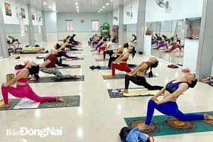 Huyện Nhơn Trạch: Đẩy mạnh xã hội hóa thể dục, thể thao