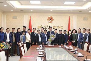Bộ Xây dựng bổ nhiệm Cục trưởng Cục Quản lý nhà và Thị trường bất động sản