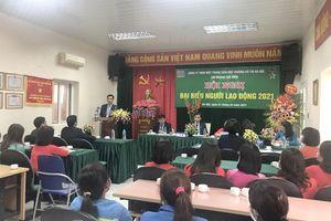 Urenco 7 tổ chức thành công Hội nghị đại biểu người lao động 2021