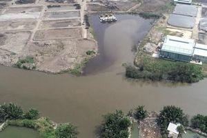 Huyện Bình Chánh: Người dân lại bức xúc vì ô nhiễm môi trường