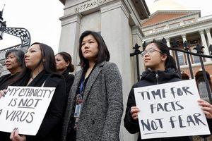 Người Mỹ gốc Á lo sợ vì bị tấn công