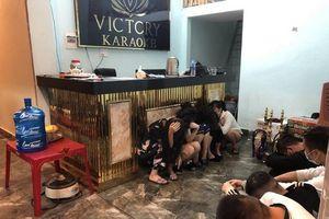 Quảng Ninh: Khởi tố nhóm người 'mở tiệc' ma túy trong quán karaoke giữa mùa dịch