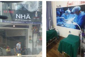 Thành phố Hồ Chí Minh phát hiện thêm một cơ sở thẩm mỹ ''chui''