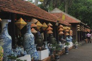 'Hội chợ sản phẩm công nghiệp nông thôn và làng nghề Huế' sẽ giới thiệu 300 gian hàng