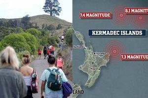 Chuyên gia địa chất nói gì về 4 trận động đất lớn liên tiếp ở New Zealand? Có bất thường?